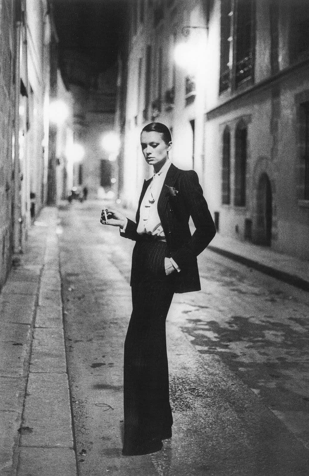 YSL-Le-smoking-look