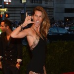 gisele bundchen red carpet met gala 2013 150x150 Punk Party At The Met Gala!