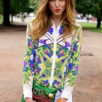 printed shirt trend 2013 150x150 Florals & Stripes