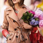 trench coats trends 150x150 Fashion Crush! Red Bag & Parka Coat!