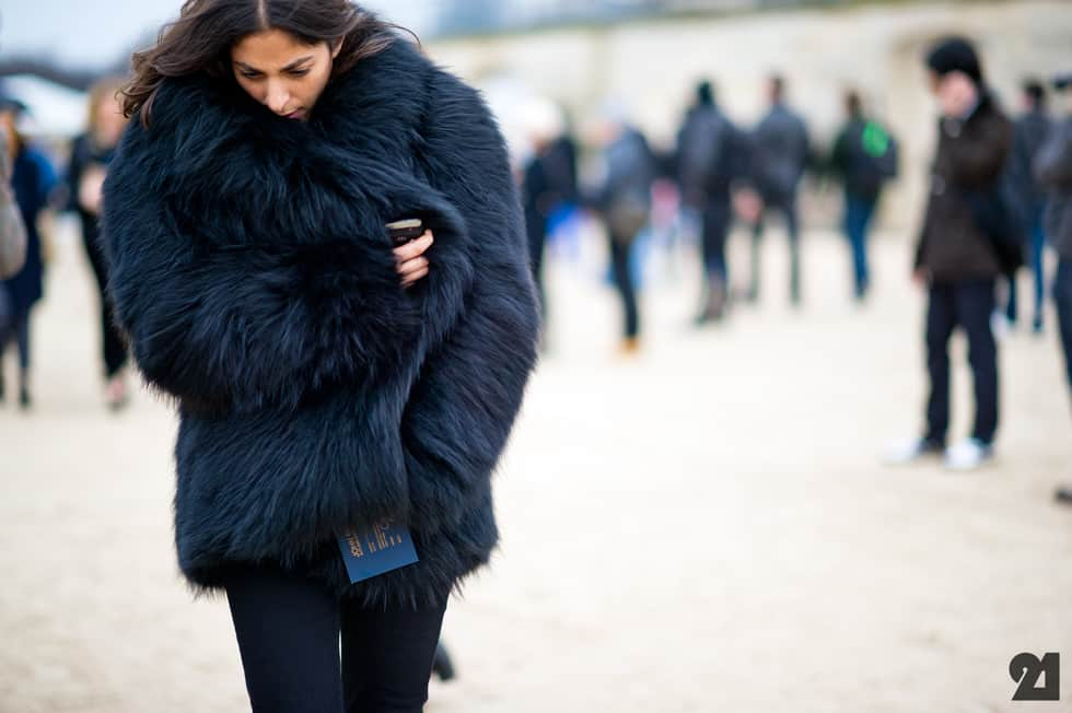 121 Did (faux) FUR Suddenly Just Become The Biggest TREND Out There?