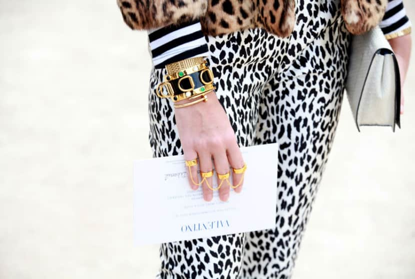 animal-print-street-style-trousers