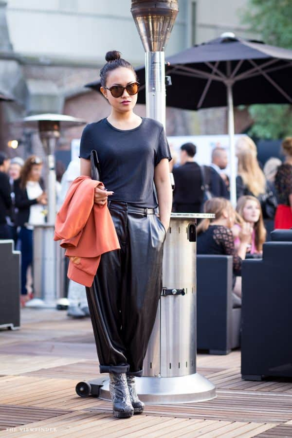 baggy-leather-pants-style (2)