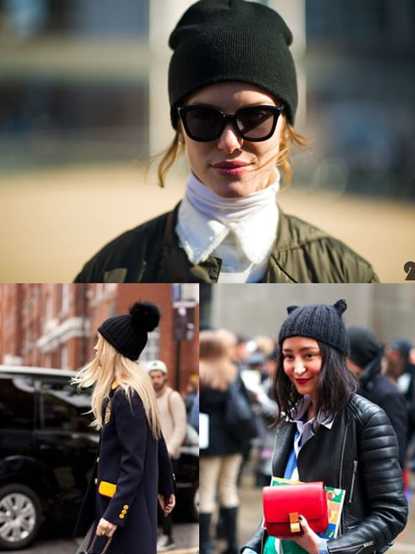 beanie trend 2014 winter 2013 Fall Trend: BEANIES!