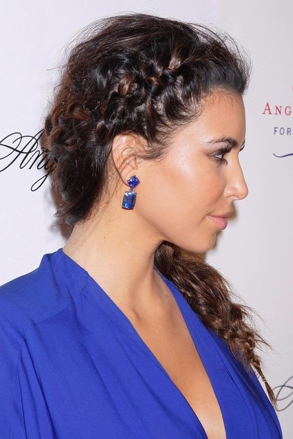 briaded-hairstyle-kim-kardashian