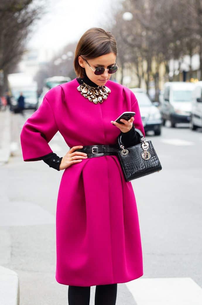 bright-pink-coat-street-style
