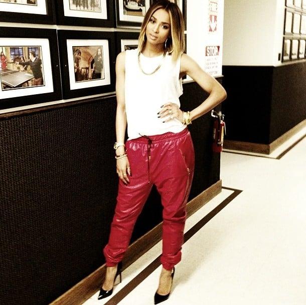 ciara-leather-sweatpants