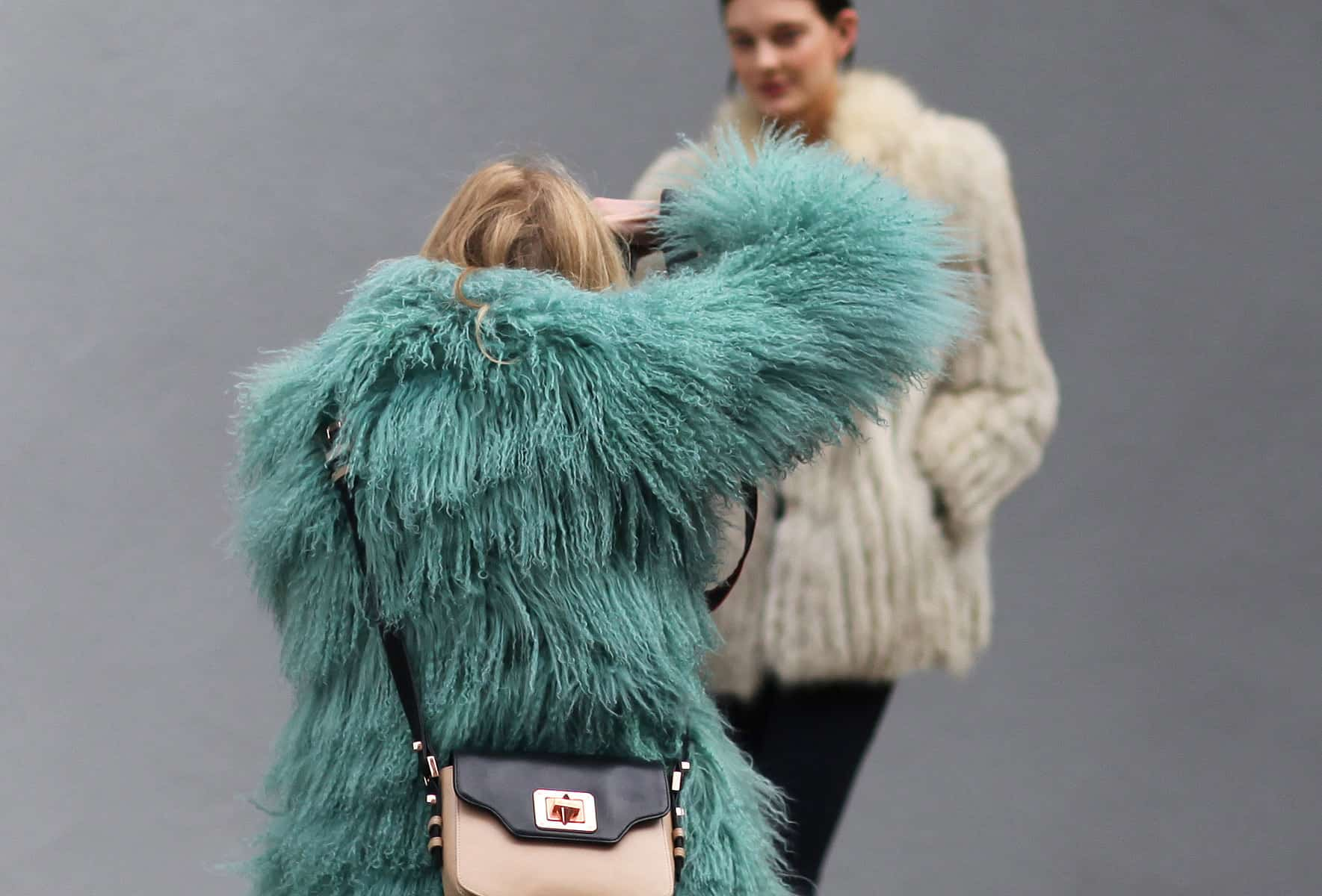 Did (faux) FUR Suddenly Just Become The Biggest TREND Out There
