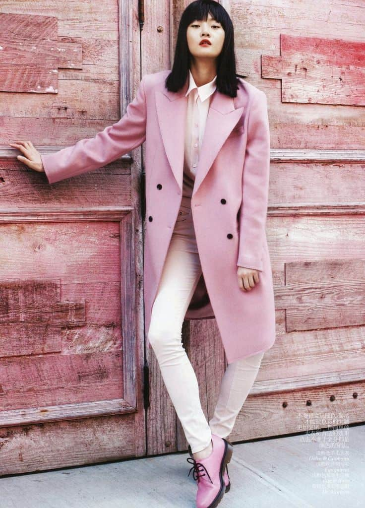 d91f22efd83 How About PINK COATS? – The Fashion Tag Blog