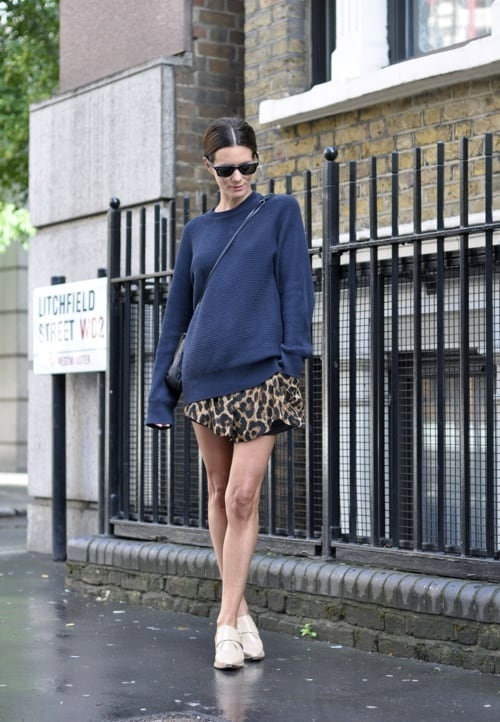 skirt-animal-print-street-style