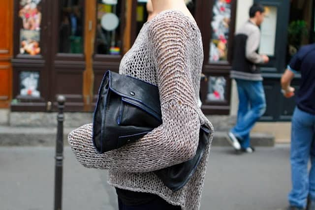 slouchy jumpers street style SWEATERS Styles For Fall. One Trend OR All Is In?