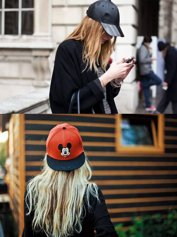 Can We Wear Baseball Hats Everywhere   With Everything  – The ... a82b2a45aaa