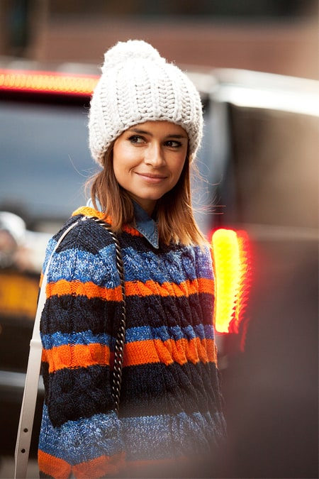 streetstyle sweaters SWEATERS Styles For Fall. One Trend OR All Is In?