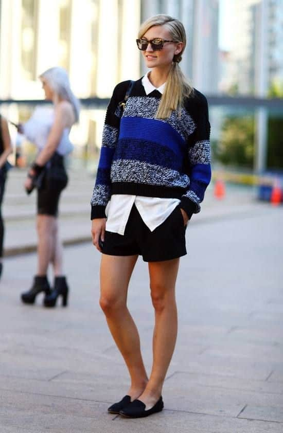 sweaters streetstyle SWEATERS Styles For Fall. One Trend OR All Is In?