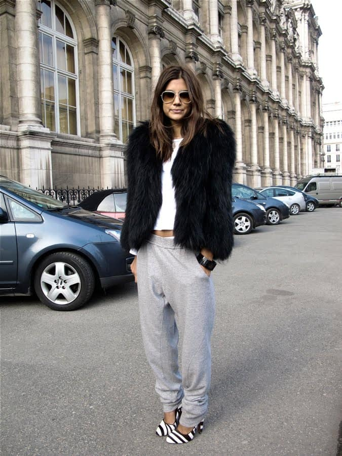Sweatpants and Stilettos? Yep, It's a Thing in 2019 | Emily