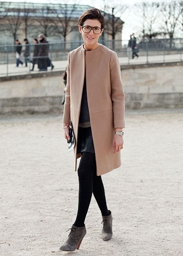 The Return of the CAMEL COAT | The Fashion Tag Blog