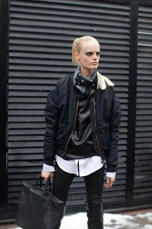 The BOMBER Jacket: Must Have OR Not? | Fashion Tag Blog
