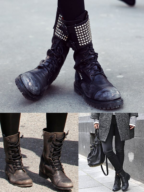 shoes dilemma combat or motorcycle boots for 2014 winter