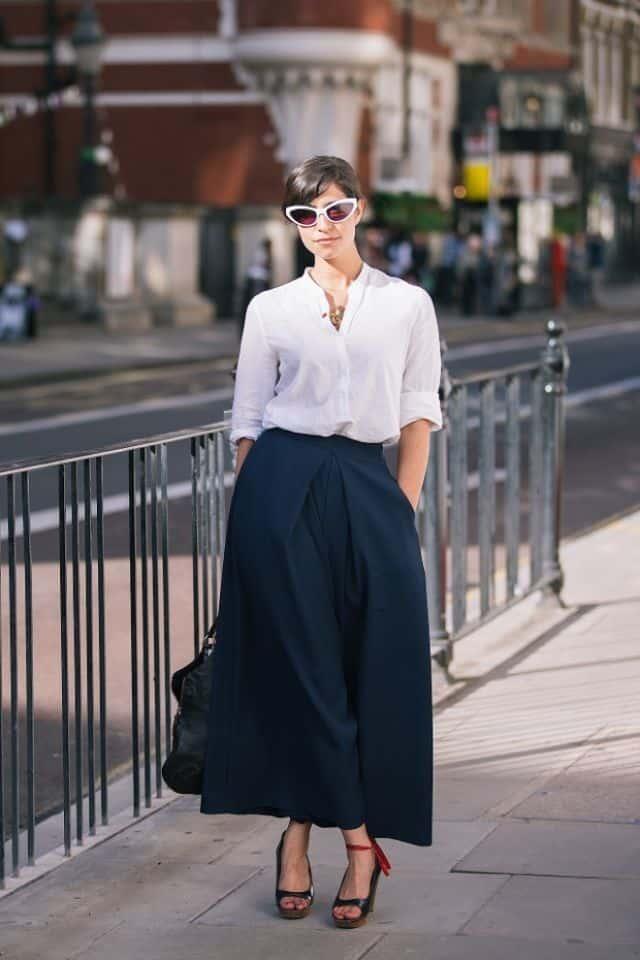 Skirts Is Midi The New Mini The Fashion Tag Blog