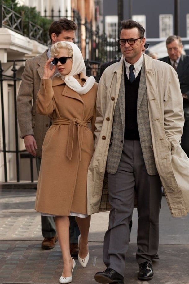 marilyn-monroe-inspired-camel-coat-look