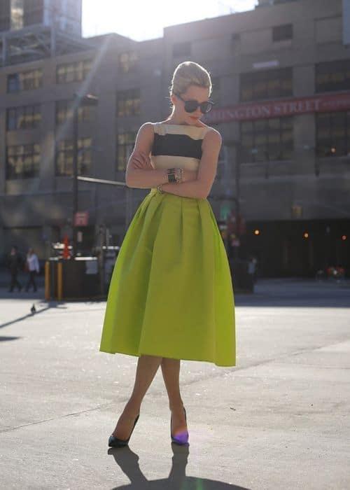 midi-skirt-style