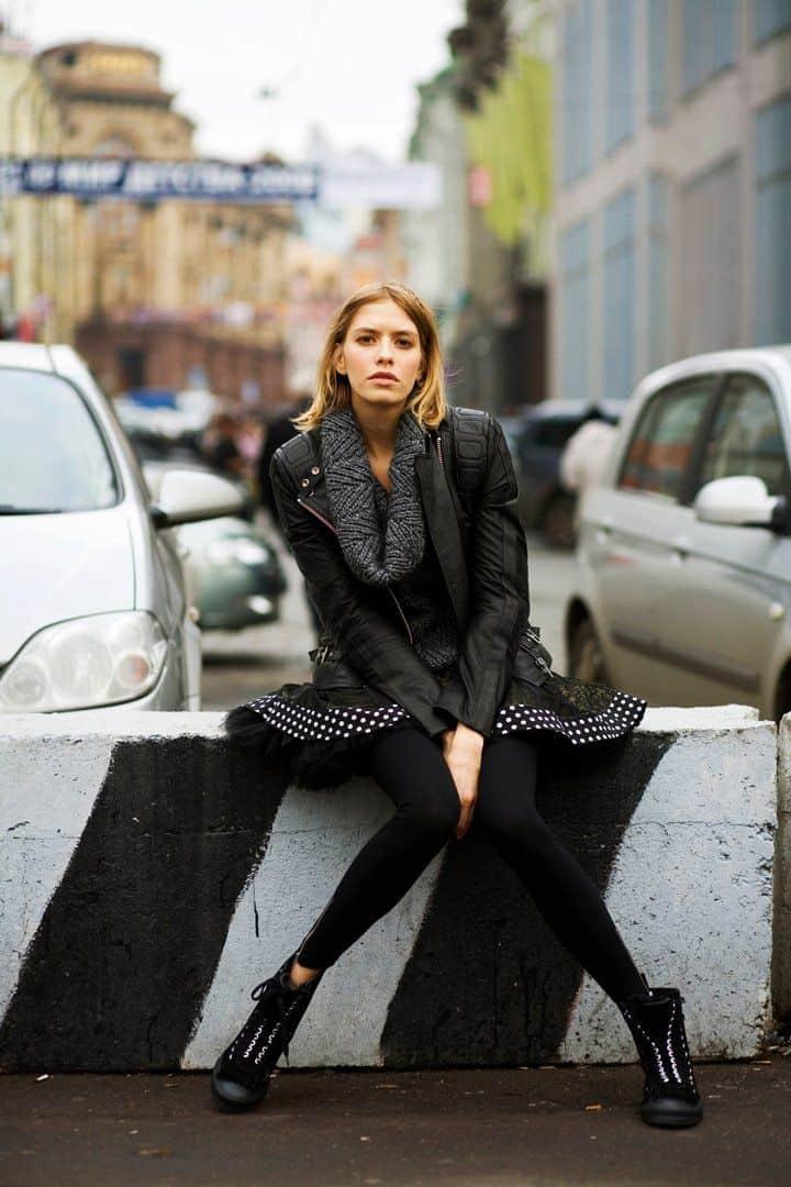 polka-dots-street-style