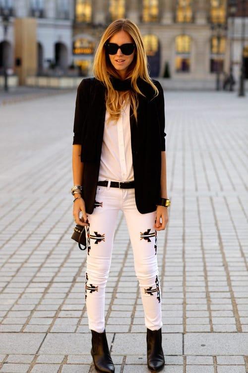 printed-skinny-jeans-street-style