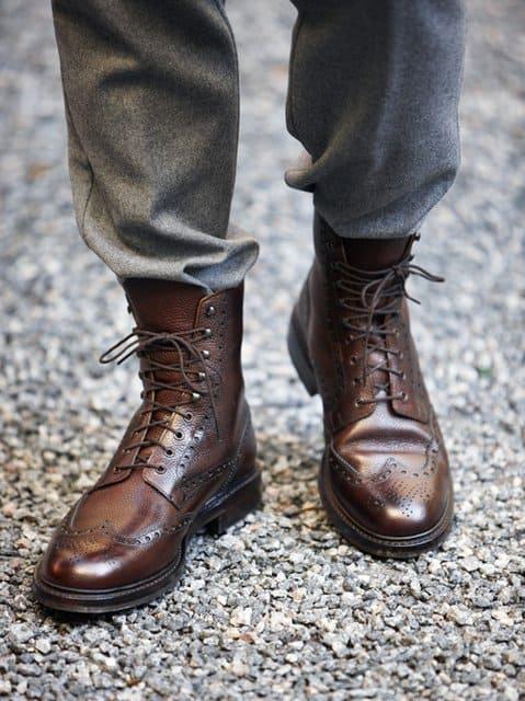 street-style-men-boots