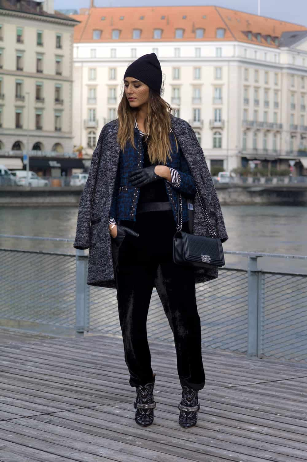 Veiled Beanies  HOT Or NOT  – The Fashion Tag Blog 79a88341d219