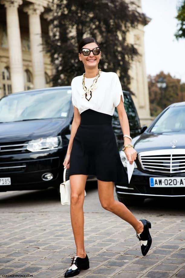 Oxford Shoes Trend | POPSUGAR Fashion