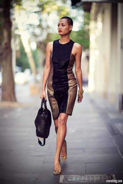 black-dress-street-style