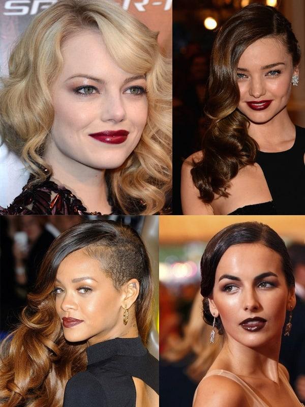 celebrities-dark-lips