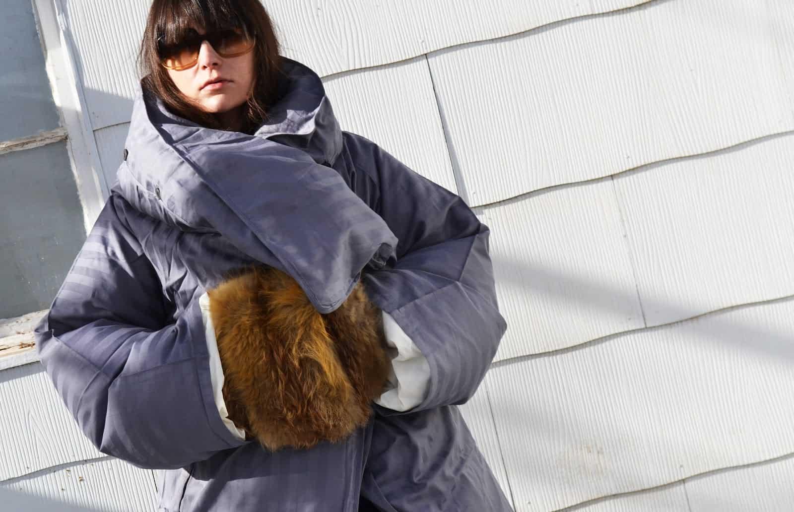 duvet-coat