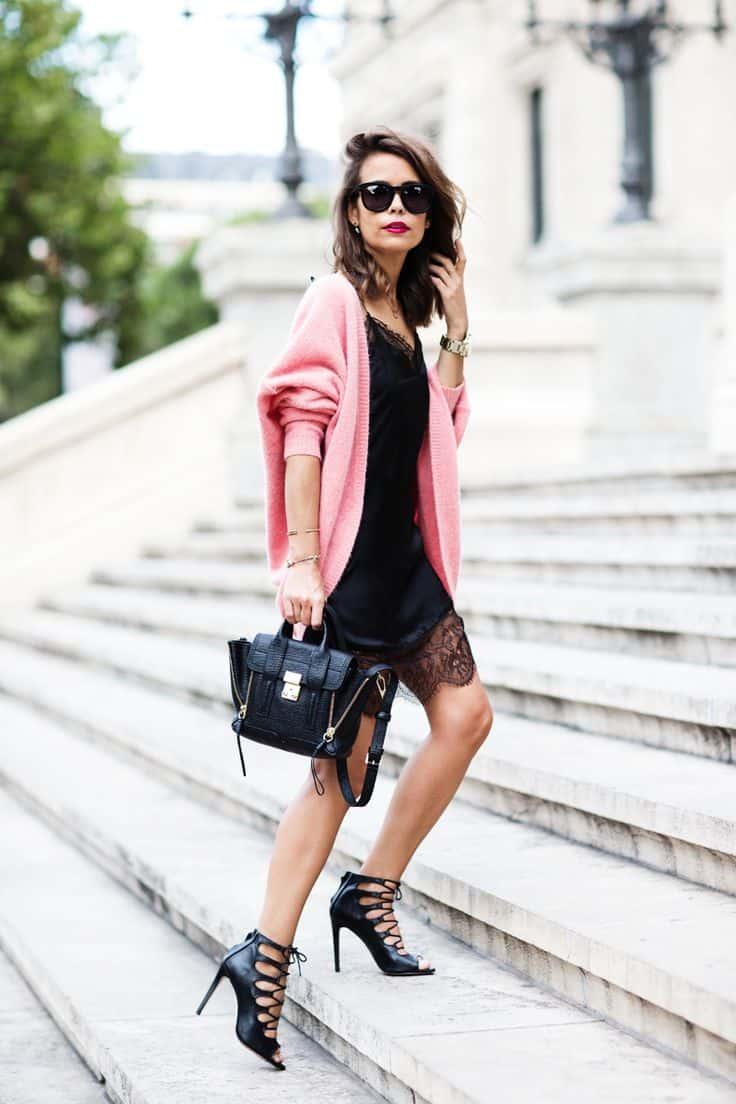 lingerie-black-dress-street-style