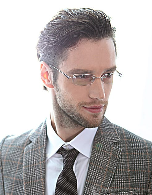 Mens Thin Frame Glasses : Boys... Cover Your Eyes! The Fashion Tag Blog