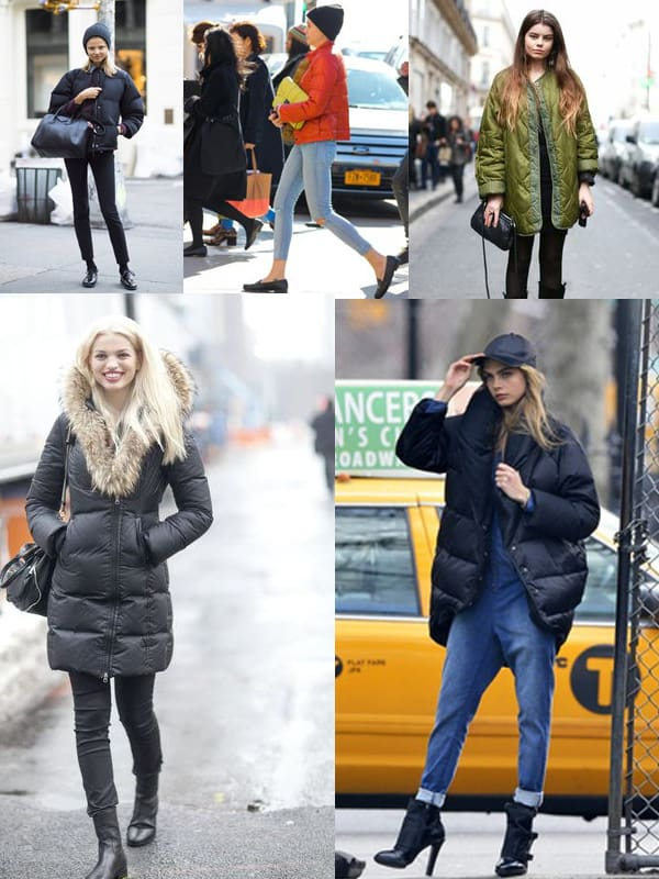 Puffer Jackets Are Cool Really The Fashion Tag Blog