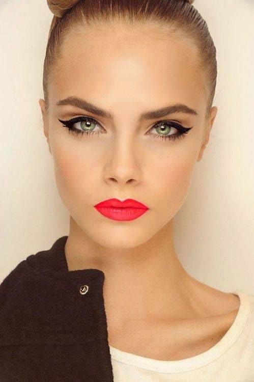 7 Makeup Looks For Christmas Nye Party Fashion Tag