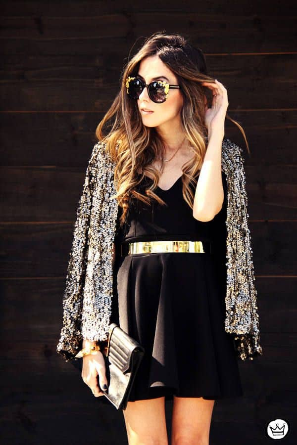 5a2fb299 Holiday Party Looks: SEQUINS! – The Fashion Tag Blog