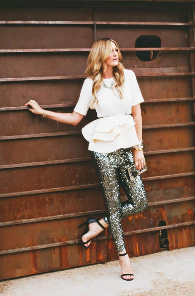 Holiday Party Looks Sequins The Fashion Tag Blog