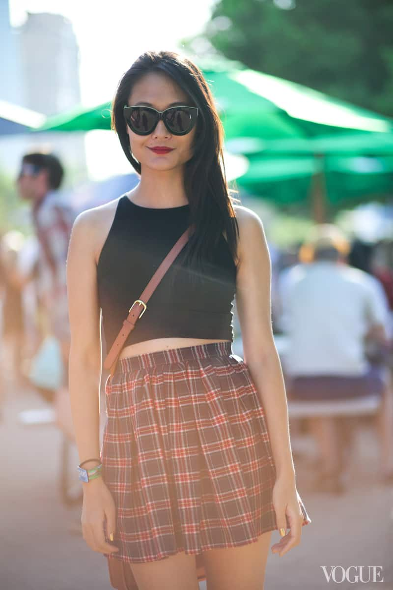 cropped tops style1 Crop Tops: The Scariest Trend?!