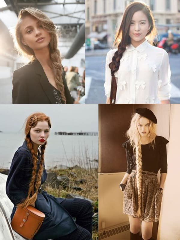 extra long braids 2014 Hair Trends Straight From The Runway!