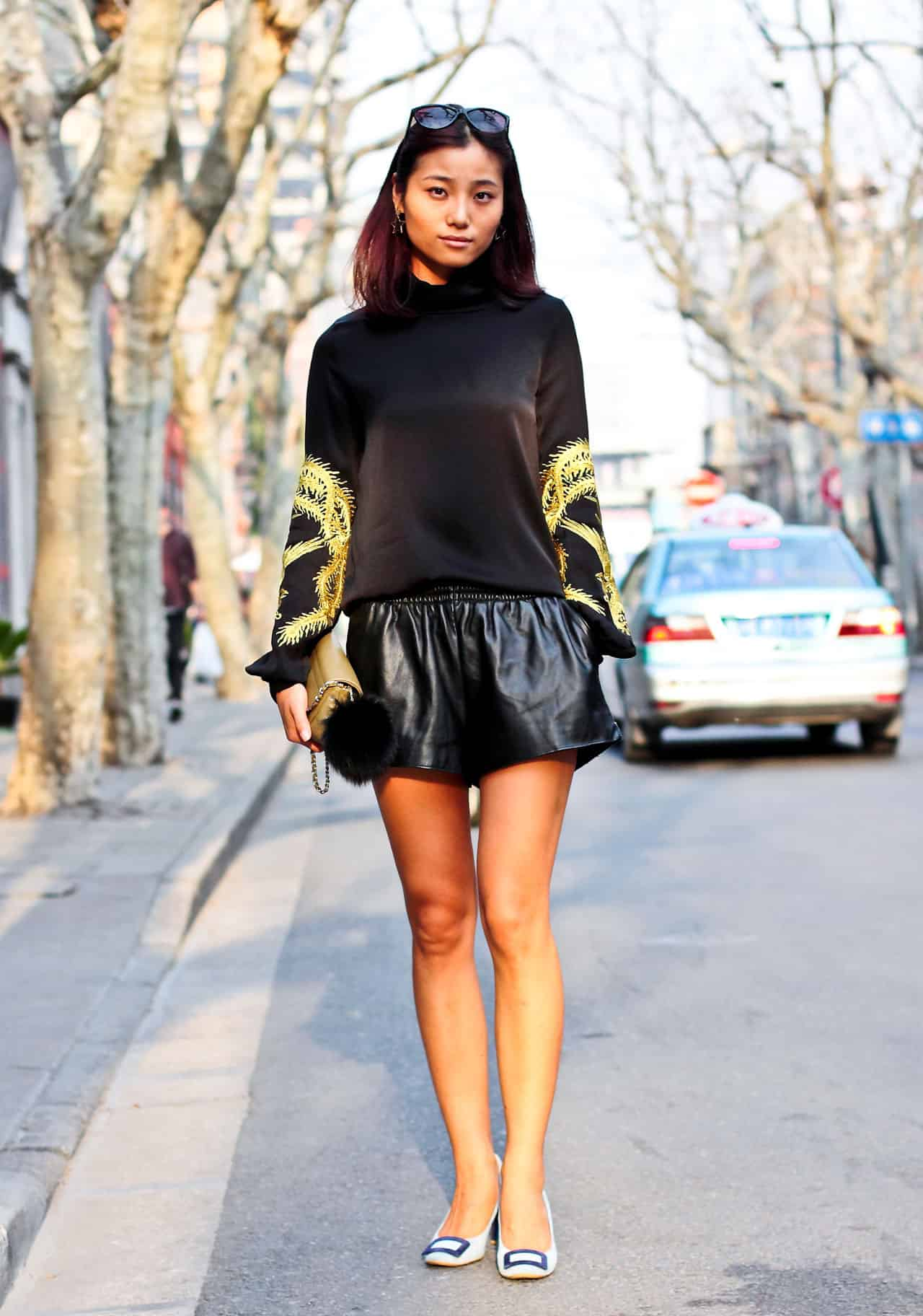 leather-shorts-trend
