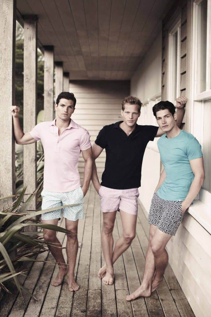Are Men In Polo Shirts Hot From The Golf Course To The