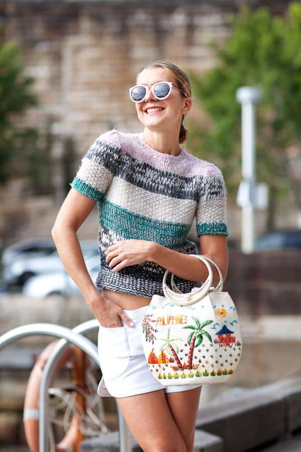 small-sweater-summer-trend