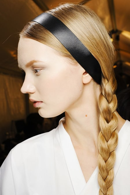 valentino hairstyle 2014 2014 Hair Trends Straight From The Runway!
