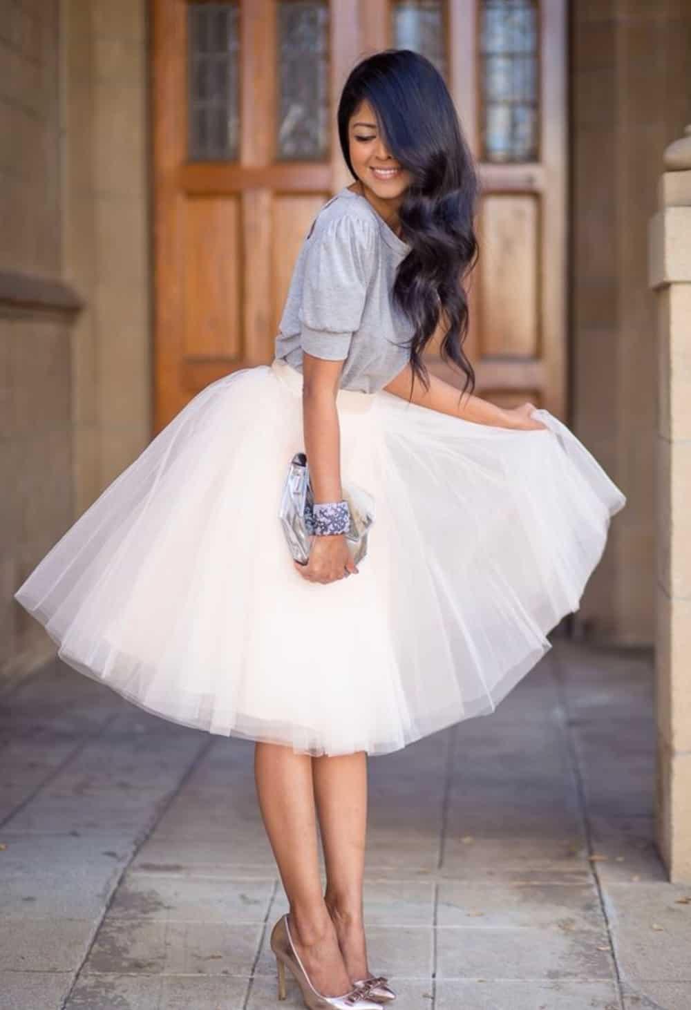 cream-tulle-skirt