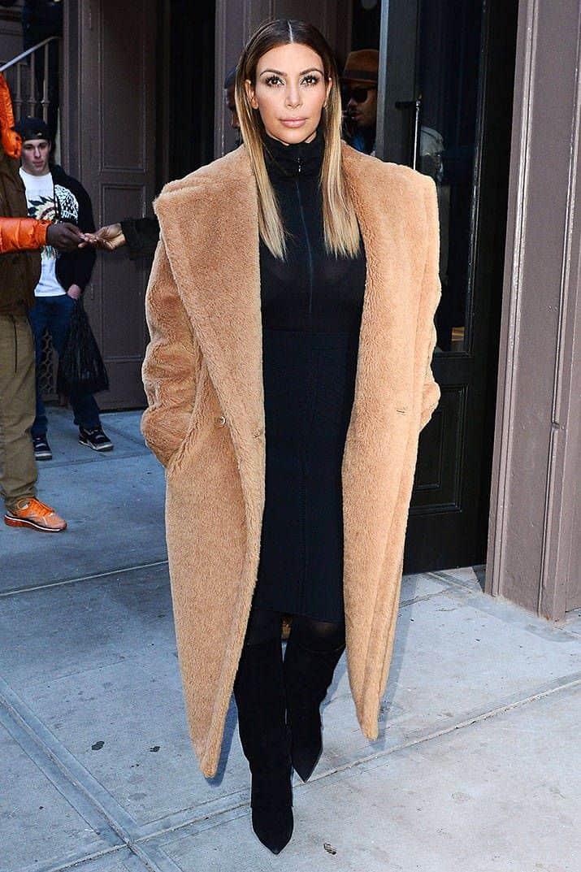 kim-kardashian-camel-coat