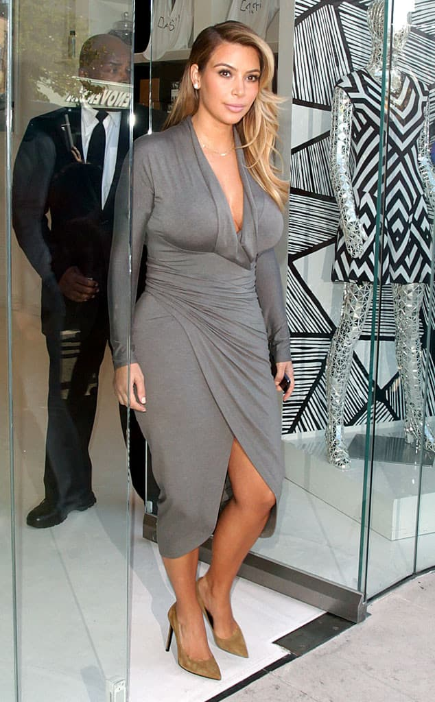 Kim Kardashian 39 S Style Makeover Yes Or No The Fashion Tag Blog