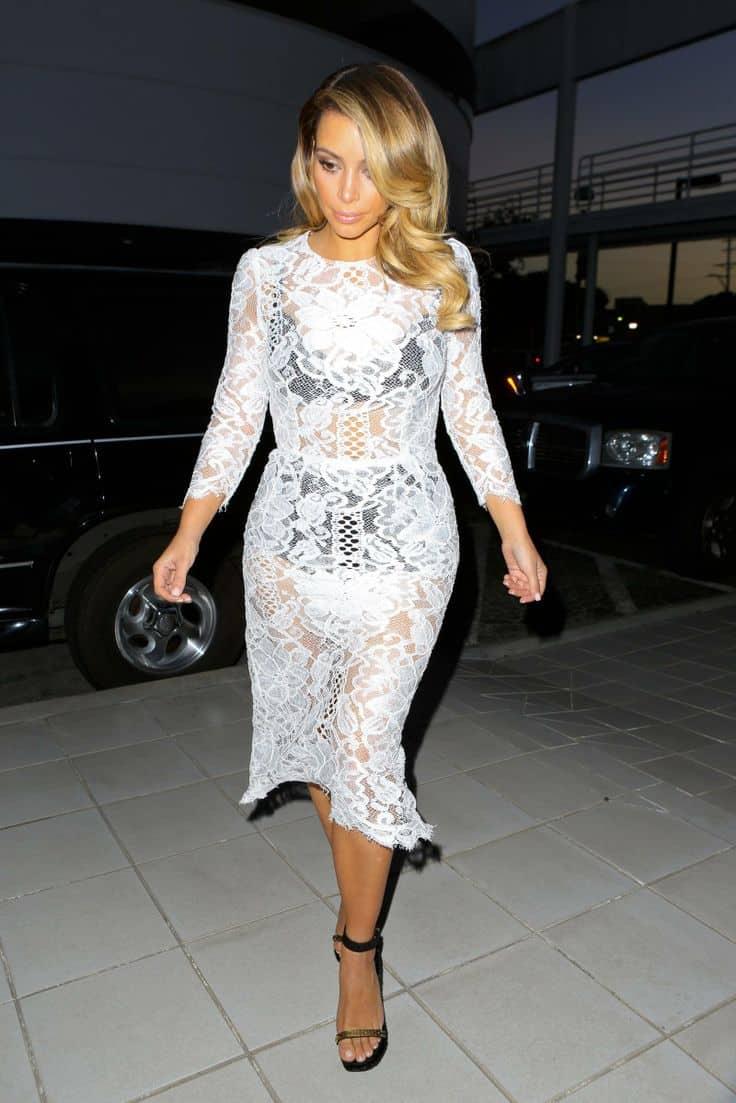 kim-kardashian-white-lace-dress
