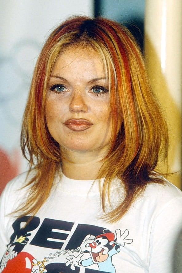 Ginger spice makeup